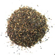 keemun black tea dust