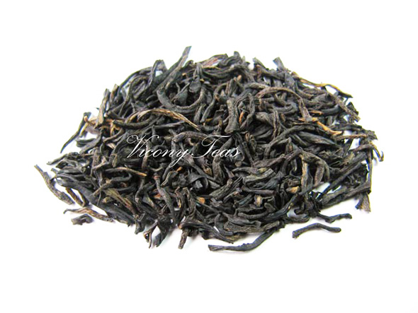 keemun black tea Hao Ya B, dried tea leaves
