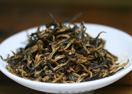 tan yang congou black tea
