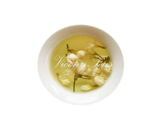 jasmine flower tea how to make